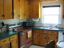 pine kitchen furniture furniture rustic holic accent kitchen with knotty wood cabinet