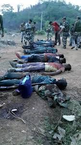 jharkhand 6 people killed by suspected maoist splinter group