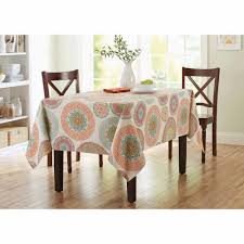 better homes and gardens lace medallion tablecloth walmart