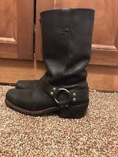 womens harley boots size 9 harley davidson s leather us size 9 ebay