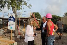 habitat for humanity of south palm beach county u0027raises roof u0027 on