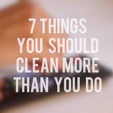 7 things you re forgetting to clean in your living room 7 everyday things you re probably forgetting to clean yes we re