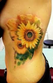 best 25 sunflower foot tattoos ideas on pinterest sunflower
