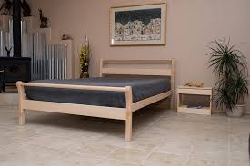 Platform Sleigh Bed High Platform Sleigh Bed King And Beds Low Profile