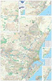 Large Wall World Map by Durban Large Wall Map Mapstudio