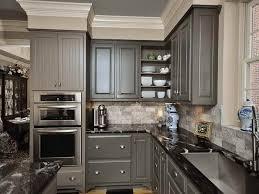 lovable gray kitchen ideas gray kitchen cabinet paint color ideas