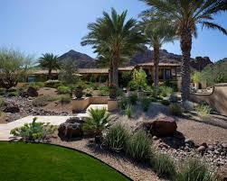 desert landscape design front yard landscaping ideas