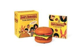 la cuisine d am駘ie bob s burgers talking burger button humour gift non fiction