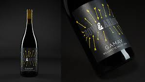 wine bottle bows bow arrow wine the dieline packaging branding design