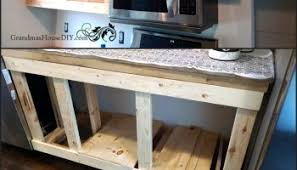 How To Build Your Own Kitchen Island How To Build Your Own Rolling Pantry For Incredible Easy Storage