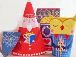 ellen giggenbach christmas paper craft fun