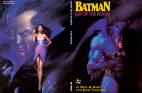 batman son of the demon dc database fandom powered by wikia