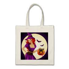 halloween tote bags zazzle