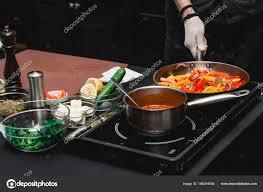 cuisine saine et simple chef de fabrication sains frais fajitas ou fajitos avec du boeuf