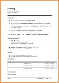 Resume Sample Format For Fresh Graduate by Resume Samples For Engineers Free Download