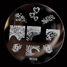 nail art stamping plates australia nail art ideas
