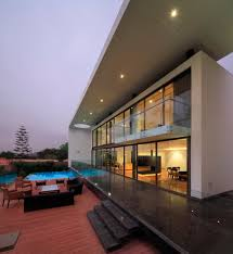 Modern Hill House Designs Modern City Escape Imposing House On The Hill In Lima House