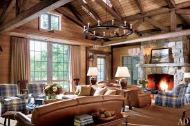 rustic home interior designs 15 rustic barn style homes photos architectural digest