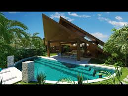 what is tropical architecture design principles resort concept