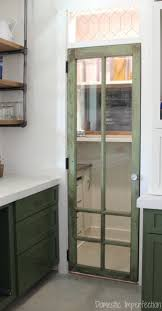 pantry door glass simple faux leaded glass and our rustic pantry door domestic