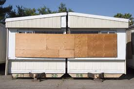 how to make a double wide mobile home look like a house hunker