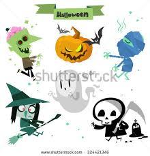 cute halloween mummy clip art cartoon walking mummy character vector clip stock vector 493640518