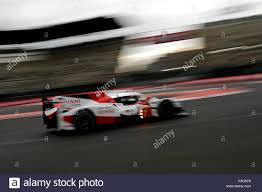 the toyota the toyota ts050 hybrid of the toyota gazoo racing team composed