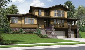 house plans for sloping lots awesome sloping land house designs pictures building plans