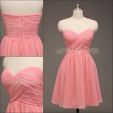 chiffon bridesmaid dresses short coral u2013 the best wedding photo blog