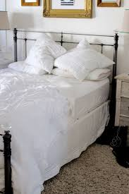 the proper way to make a bed how to make a bed start your day off right the pleated poppy