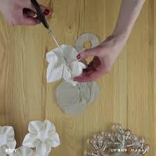 Guirlande Lumineuse Fleurs by Diy La Guirlande Lumineuse Youtube