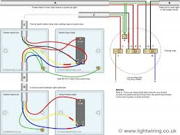 120v electrical switch light wiring diagrams