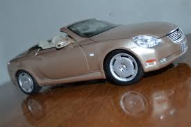 lexus convertible sc430 nm lexus sc430 model car sandstone beige convertible clublexus