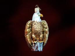 the patriot post shop patriot bald eagle ornament