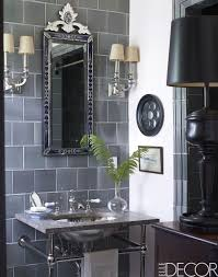 black and white tiled bathroom ideas 35 black and white bathroom decor design ideas bathroom tile ideas