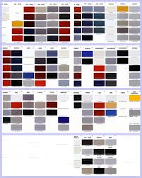 ppg quickline colours and codes 724 odeal