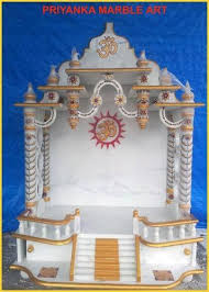home mandir decoration decorative temple ball home temple manufacturer from ambaji