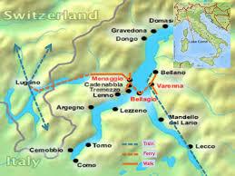 Map Of Lake Como Italy by Around Lake Como And Onto Switzerland Wayfarer Experiences