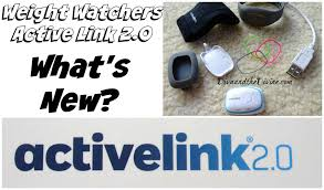 active link 2 0 the weight watchers activity monitor upgrade