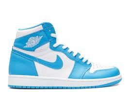powder blue air jordan 1 retro high og unc air jordan 555088 117 white