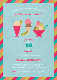 baby shower invitations pickles at minted
