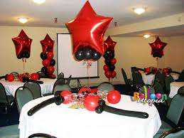 san diego employee event decor by balloon utopia corporate event