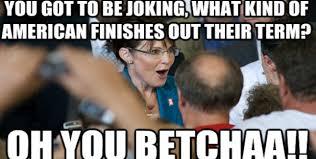 Michele Bachmann Meme - sarah palin meme on michele bachmann s decision newslo
