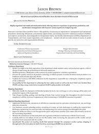 maintenance resume examples resume professional writers