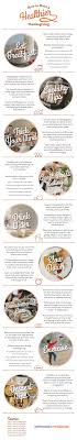 healthy thanksgiving tips infographic for a slimmer