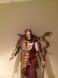 Skyrim Halloween Costume Dragon Priest Dragoncon Skyrim