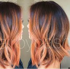 Best Colors With Orange Best 25 Orange Highlights Ideas On Pinterest Ginger Hair Color