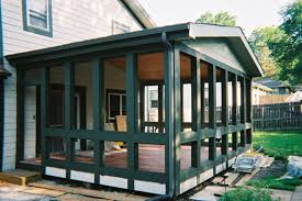 Enclosed Porch Plans Enclosed Porch Ideas Us House And Home Real Estate Ideas