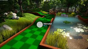 forest guide tower unite mini golf youtube
