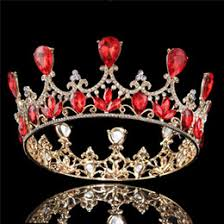 tiaras for sale discount ruby tiaras 2017 ruby tiaras on sale at dhgate